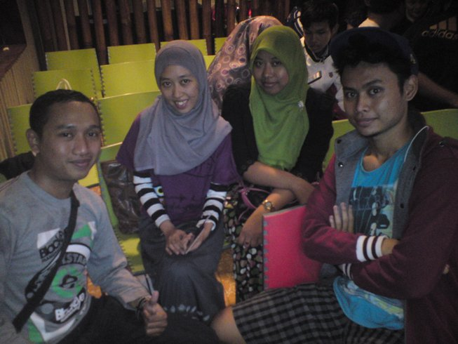 Perwakilan Blogger Medan Community