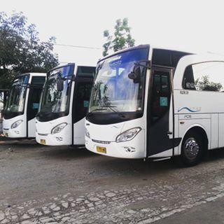 Sewa Bus Pariwisata di Medan