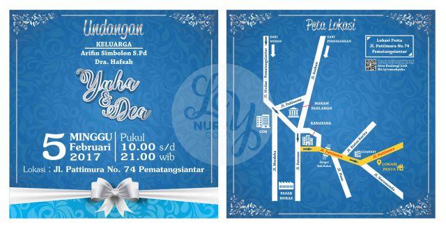 Jasa Pembuatan Desain Undangan Online (E-Invitation) Lucu Di Medan