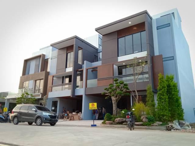 Tipe Terbaru Givency One Siap Jadi Rumah Contoh Termewah dan Terbesar di Medan